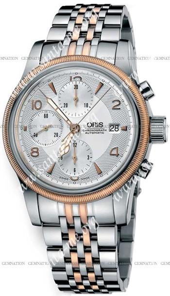 Oris  Mens Wristwatch 674.7567.4361.MB