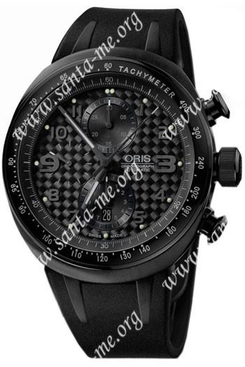 Oris Williams TT3 Chronograph Mens Wristwatch 674.7611.77.64.RS
