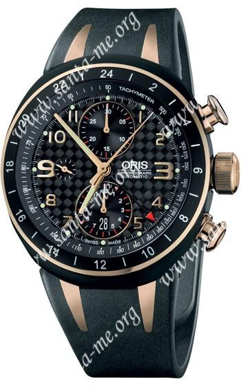 Oris Williams TT3 Chronograph Mens Wristwatch 677.7590.77.64.RS