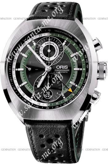 Oris Chronoris Grand Prix 70 Limited Edition Mens Wristwatch 677.7619.4154.LS