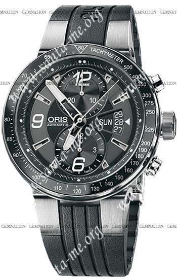 Oris WilliamsF1 Team Chronograph Date Mens Wristwatch 67976144164RS
