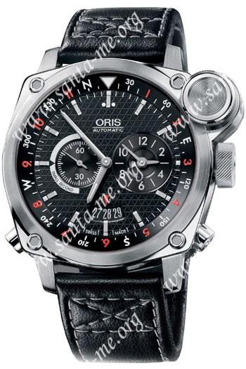 Oris BC4 Flight Timer Mens Wristwatch 690.7615.41.54.LS