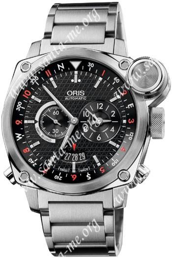 Oris BC4 Flight Timer Mens Wristwatch 690.7615.41.54.MB
