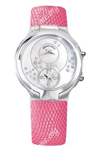 Philip Stein Teslar Small Round Ladies Wristwatch 6SC-DMOP-ZRO