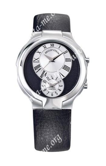 Philip Stein Teslar Round Mens Wristwatch 7-EB-CB