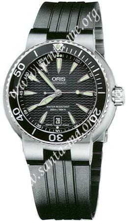 Oris TT1 Divers Date Mens Wristwatch 733.7533.84.54.RS