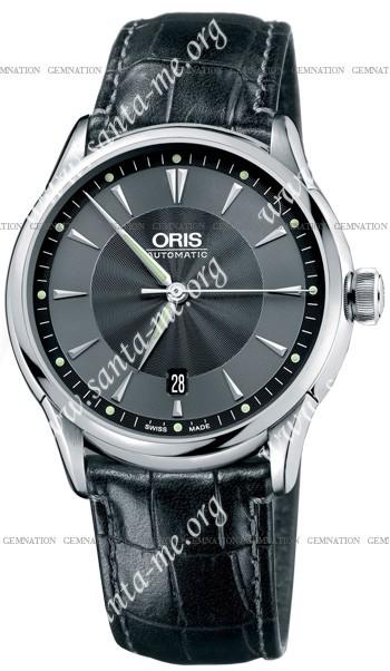 Oris  Mens Wristwatch 733.7591.40.54.LS