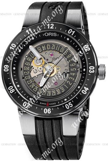 Oris WilliamsF1 Team Skeleton Mens Wristwatch 733.7613.41.14.RS