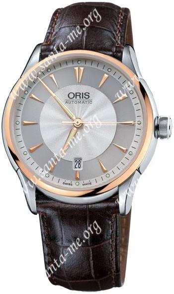 Oris  Mens Wristwatch 73375916351LS