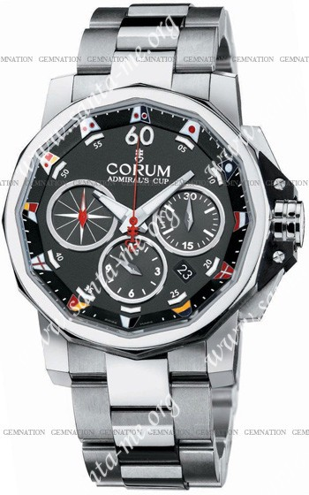 Corum Admirals Cup Challenge 44 Mens Wristwatch 753.691.20-V701-AN92