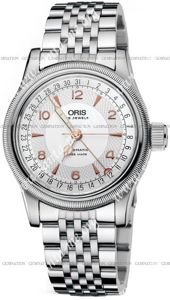 Oris Big Crown Complication Mens Wristwatch 754.7543.40.61.MB