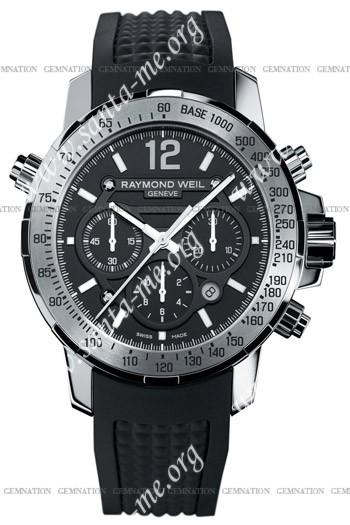 Raymond Weil Nabucco Mens Wristwatch 7800-SR1-05207