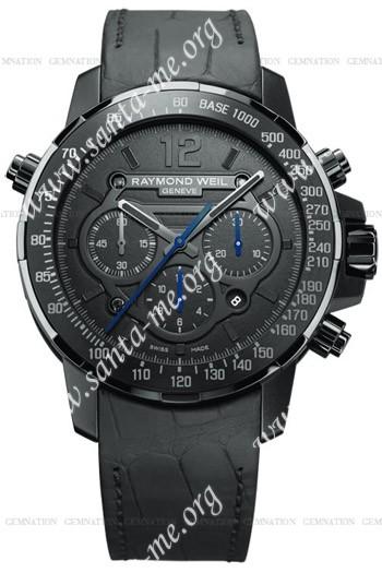 Raymond Weil Nabucco Rivoluzione Mens Wristwatch 7810-BSF-05207