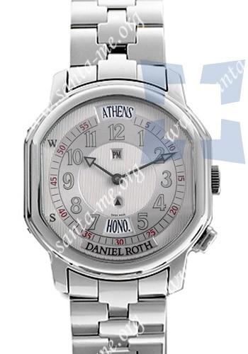 Daniel Roth  Mens Wristwatch 857.X.10.169.B1.BD