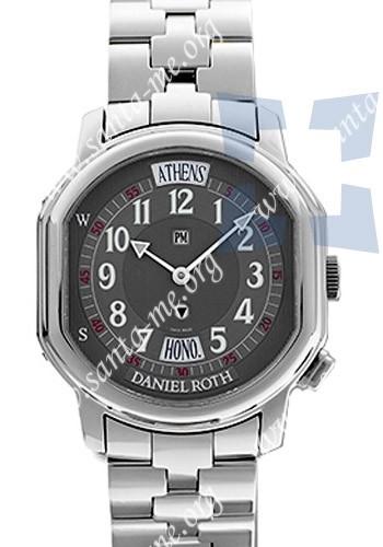 Daniel Roth  Mens Wristwatch 857.X.10.189.B1.BD