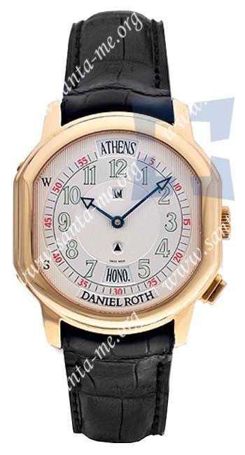 Daniel Roth  Mens Wristwatch 857.X.40.169.CN.BA