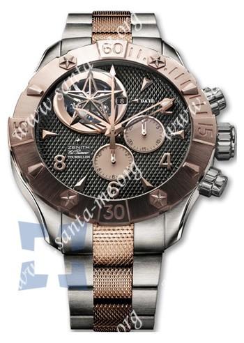 Zenith Defy Classic Tourbillion Mens Wristwatch 86.0526.4035.21.M527