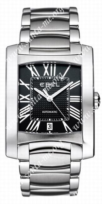 Ebel Brasilia Mens Wristwatch 9120M41.52500