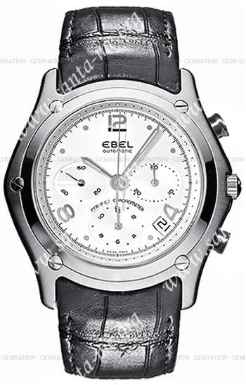 Ebel 1911 Chronograph Mens Wristwatch 9137240-26735135