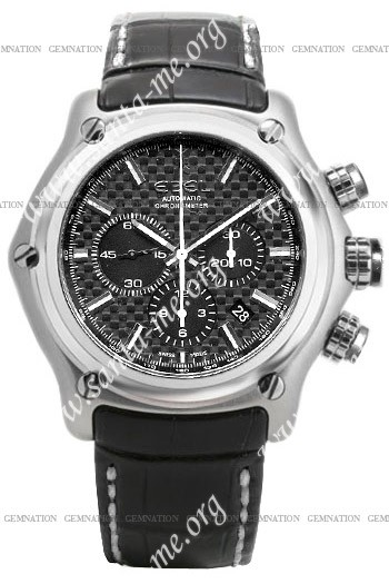 Ebel 1911 BTR Chronograph Mens Wristwatch 9137L70.15335145WS