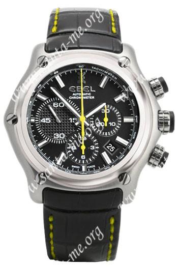 Ebel 1911 BTR Chronograph Mens Wristwatch 9137L72.5335145YS