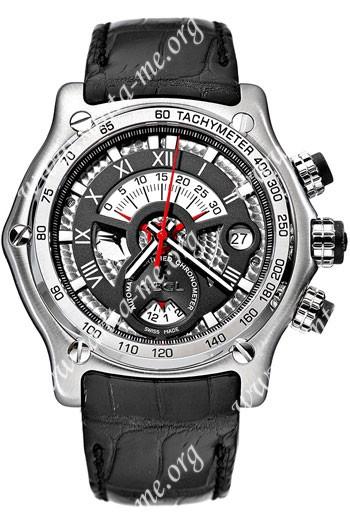 Ebel 1911 BTR Chronograph Mens Wristwatch 9139L72.5135145