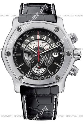 Ebel 1911 Tekton Mens Wristwatch 9139L80.5335145WS