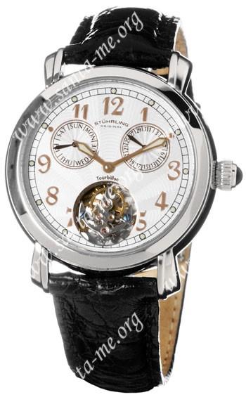 Stuhrling Eternal Tourbillon Mens Wristwatch 92.331534
