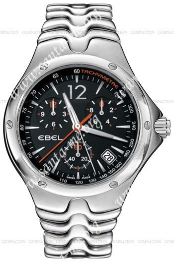 Ebel  Mens Wristwatch 9251K51-5711