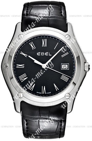 Ebel Classic Automatic XL Mens Wristwatch 9255F51-5235136