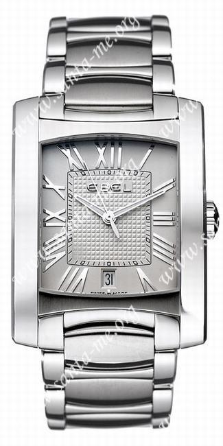 Ebel Brasilia Mens Wristwatch 9255M41.62500
