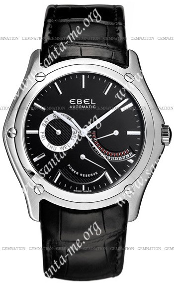 Ebel Classic Automatic XL Mens Wristwatch 9303F61.5335145