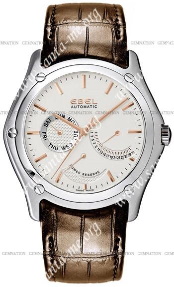 Ebel Classic Automatic XL Mens Wristwatch 9303F61.5633516