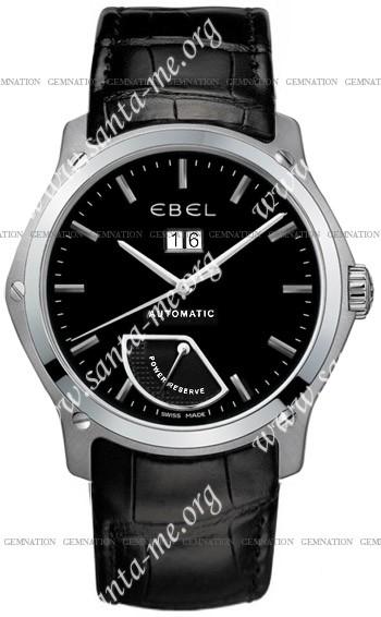 Ebel Classic Automatic XL Mens Wristwatch 9304F51.5335145