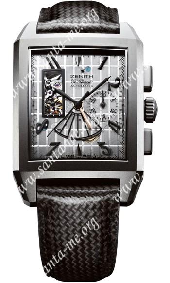 Zenith Grande Port-Royal Open El Primero Concept Mens Wristwatch 95.0550.4021.77.C550