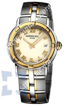 Raymond Weil Parsifal Mens Wristwatch 9540.STG00808