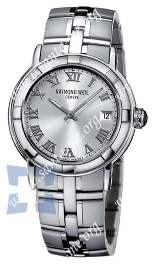 Raymond Weil Parsifal Mens Wristwatch 9541-ST-00658