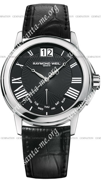 Raymond Weil Tradition Mens Wristwatch 9578-STC-00200