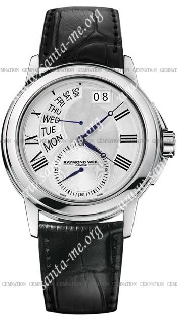 Raymond Weil Tradition Mens Wristwatch 9579-STC-65001