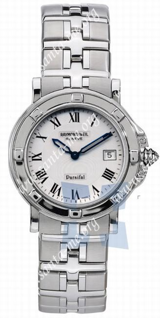 Raymond Weil Parsifal Mens Wristwatch 9591-ST-00307B