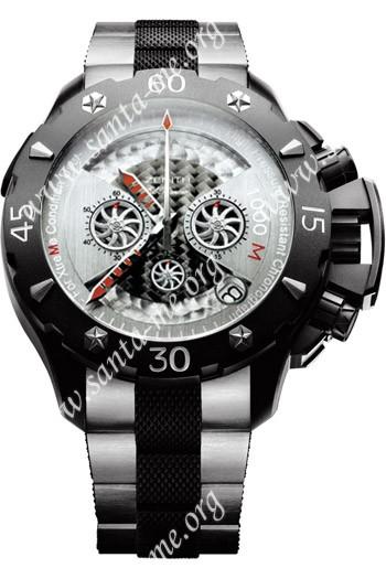 Zenith Defy Xtreme Open El Primero Chronograph Mens Wristwatch 96.0525.4000.21.M525