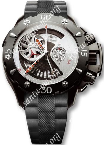 Zenith Defy Xtreme Open El Primero Mens Wristwatch 96.0525.4021.21.R642