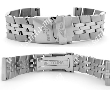 Breitling Bracelet - Speed Satin Watch Bands  972A