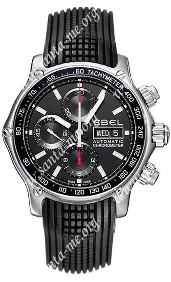 Ebel 1911 Discovery Chronograph Mens Wristwatch 9750L62.53B35606