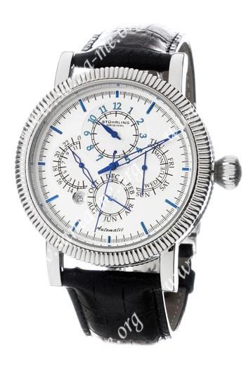 Stuhrling TimeMaster Symphony Mens Wristwatch 97BB.331516