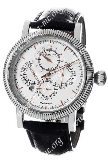 Stuhrling TimeMaster Symphony Mens Wristwatch 97BB.331534