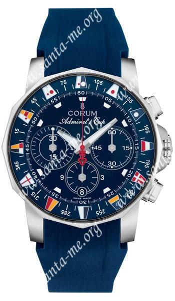 Corum Admirals Cup Mens Wristwatch 985.643.20.F373