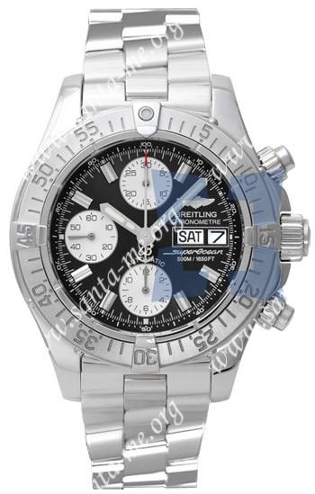 Breitling Chrono Superocean Mens Wristwatch A1334011.B683-PRO2