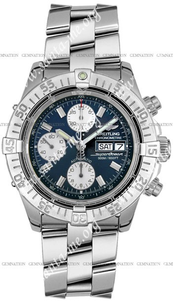 Breitling Chrono Superocean Mens Wristwatch A1334011.C616-PRO2