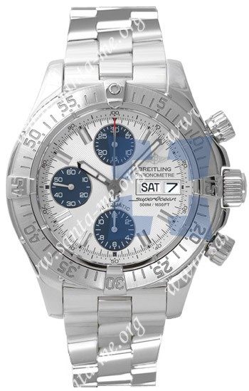 Breitling Chrono Superocean Mens Wristwatch A1334011.G549-PRO2